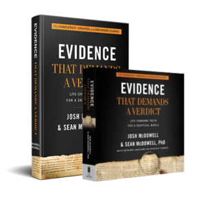 Evidence Book Cover Apologists
