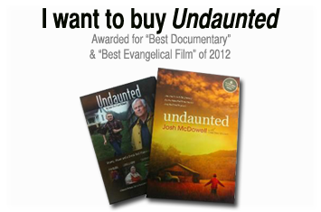 Buy Undaunted